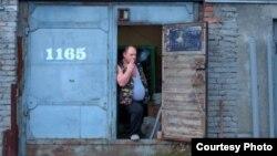 Кадр из фильма «Гаражане»