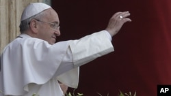 El papa Franscico canonizará a el fray Junípero Serra el 23 de septiembre en Washington, D.C., durante su visita al país.
