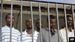 امریکی کشتی پر قزاقوں کے حملے کا مقدمہ، یمنی باشندے کا اعتراف جرم