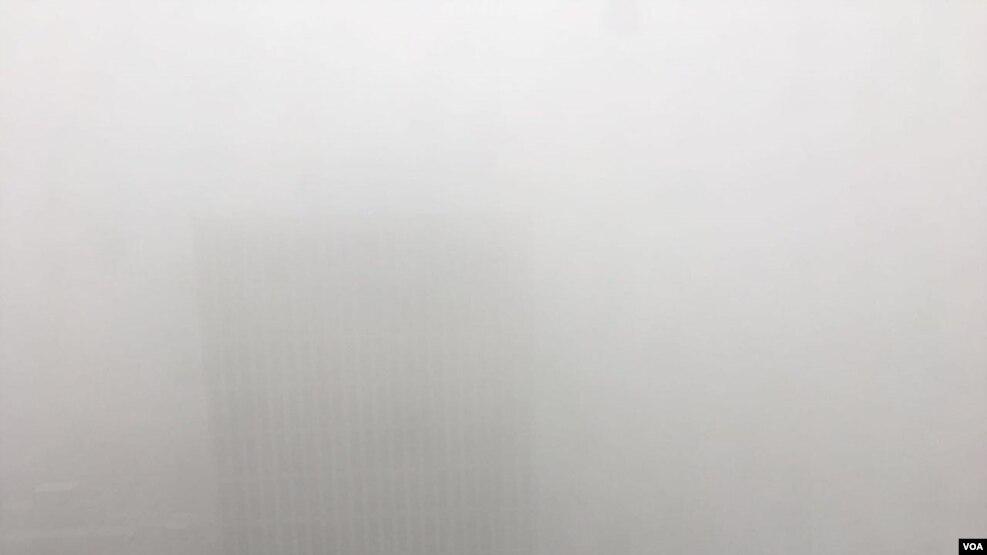 APP发布真实污染数据受中国政府警告
