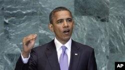 奥巴马总统在第65届联合国大会上发言