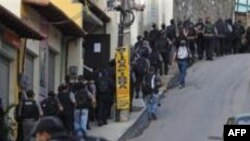 Rio de Janerio'da Uyuşturucu Mafyasına Baskın