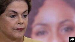 La presidenta Dilma Rousseff ya encara otra investigación separa y podría ser destituida en un juicio político que podría iniciar la próxima semana.