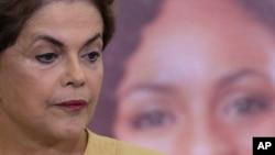 Rais wa Brazil, Dilma Rousseff.