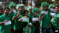 پاکستان سوپر لیگ فائنل میں شائقین