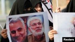 زینب سلیماني د حزب الله له المنار تلویزون سره مرکه کړې ده