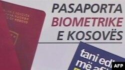 Kosovë: Fillon pajisja e qytetarëve me pasaporta biometrike