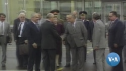 1991's Failed Anti-Perestroika Soviet Coup Remembered