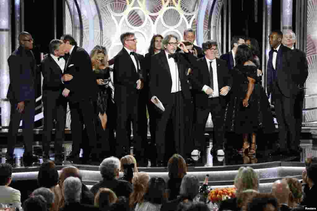 گولڈن گلوب ایوارڈز میںفلم 'بلیک پینتھر' ایک بھی ایوارڈ حاصل نہ کر پائی۔