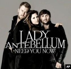 "Lady Antebellum's ""Need You Now"" CD"