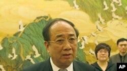 全國政協發言人趙啟正