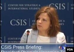 華盛頓戰略與國際問題研究中心非洲項目主任珍妮佛庫克