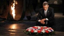 Obama mbi izraelitët dhe palestinezët