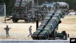 Baterías de antimisiles Patriot están listas en Japón, en caso de ser necesarias.