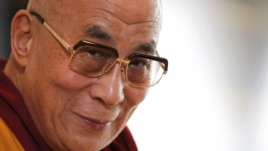 FILE - Tibetan spiritual leader the Dalai Lama
