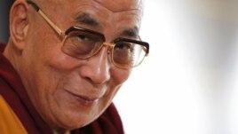 Tibetan spiritual leader the Dalai Lama speaks at a news conference in Yokohama, south of Tokyo November 5, 2012.