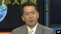 美国国会研究服务处的亚洲问题专家,中国人权和美国政策报告的执笔者托马斯.拉姆