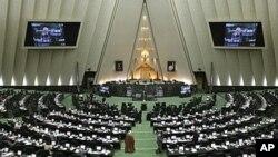 이란 의회 모습(자료사진)