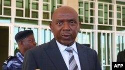 Kiongozi wa chama cha upinzani nchini Burundi Agathon Rwasa.