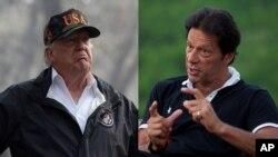 صدر ٹرمپ نے کہا ہے کہ وہ جلد پاکستان کی قیادت سے ملاقات کریں گے۔