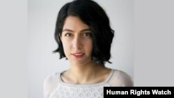 Pakar Human Rights Watch Iran, Tara Sepehri Far