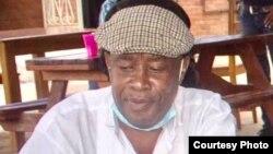 Ernest Maphepha Sibanda.j