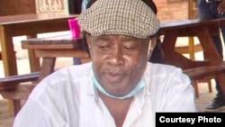 U-Ernest Maphepha Sibanda.