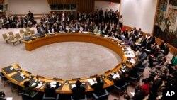 유엔 안전보장이사회. (자료사진)