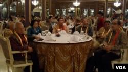 Sejarawan dari seluruh Asia dan beberapa negara lain berkumpul dalam konferensi di Solo, Jawa Tengah. (Photo: VOA)