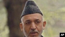 하미드 카르자이 아프가니스탄 대통령