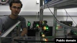 امید کوکبی دانشجوی فوق دکترای فیزیک بیش از ۵ سال است که در ایران زندانی ست.