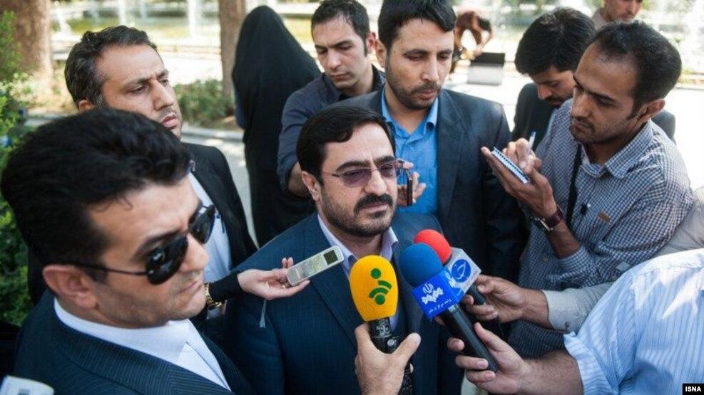 سعید مرتضوی در دادسرای کارکنان دولت