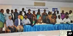 African journalists attend training seminar