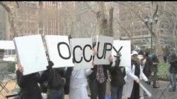 Окупирај го Вол Стрит против поединечни корпорации