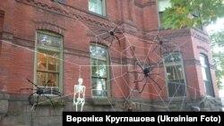 """На Гелловін павуки та мерці """"захопили"""" Вашингтон. ФОТО"""