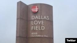El aeropuerto Love Field de Dallas es el centro de vuelos de Southwest y Virgin America.