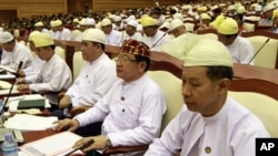 Lower House lawmakers