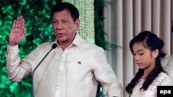 Ông Rodrigo Duterte tuyên thệ nhậm chức Tổng thống Philippines.