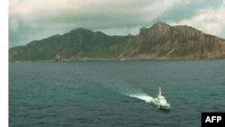 Острова в Южно-Китайском море, на которые претендуют Япония, Китай и Южная Корея