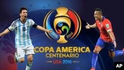 سال گذشته نیز ارجنتاین و چیلی در دور نهایی جام ملت های امریکا به مصاف هم رفته بودند.