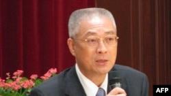 台湾行政院长吴敦义(资料照片)