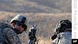 五名美国军人在阿富汗丧生