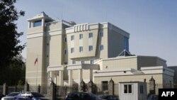 Здание посольства РФ в Минске