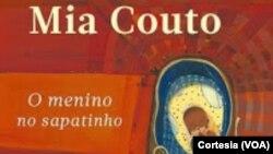 """Livro """"Menino no Sapatinho"""", de Mia Couto"""