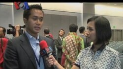 Kongres Diaspora Indonesia di AS - Liputan Pop News untuk Friends VOA