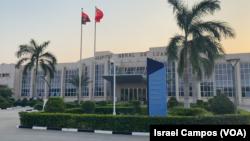 Hospital Geral de Luanda em Talatona, Angola