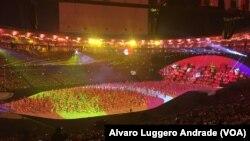 Rio အိုလံပစ္ပြဲေတာ္ ဖြင့္လွစ္