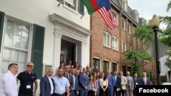 Amerika-Azərbaycan Tibb Assosiasiyasının üzvləri
