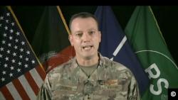 جنرال لینس بنچ، معاون فرماندهی نیرو های هوایی امریکا در افغانستان