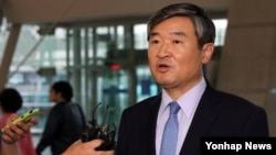 한국의 6자회담 수석대표인 조태용 한반도평화교섭본부장 (자료사진)